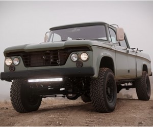 Icon Dodge Power Wagon