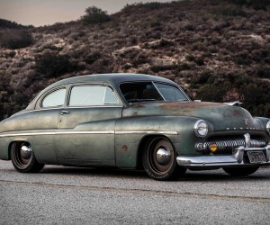 Icon Electric 1949 Mercury Coupe