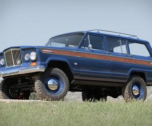 Icon Jeep Wagoneer