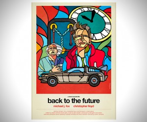 Iconic 80s Movie Posters | Van Orton