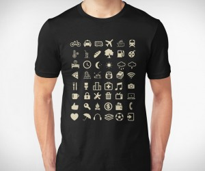 Iconspeak Traveller T-Shirt