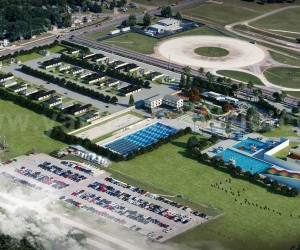 Idea to present your entire site through Aerial view by exterior rendering services New york, USA