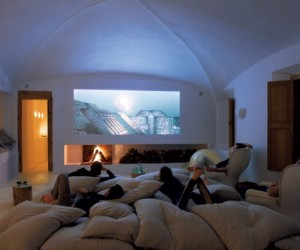 Ideas for affordable home cinema rooms
