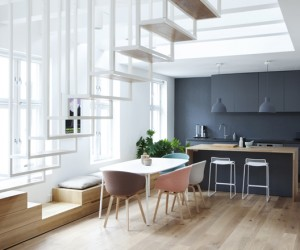 Idunsgate Apartment by Haptic Architects, Oslo