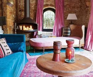 Idyllic Villa by Jessica Bataille