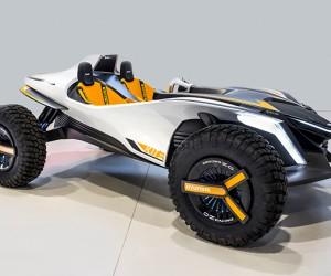 IED Unveils Hyundai Kite Concept in Geneva