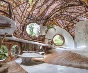 IK Lab Art Gallery Tropical Design in Tulum