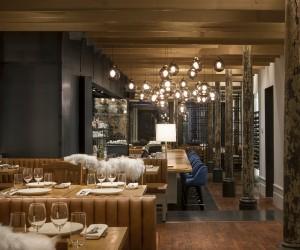 Ikanos Restaurant Montral by Blazes Grard