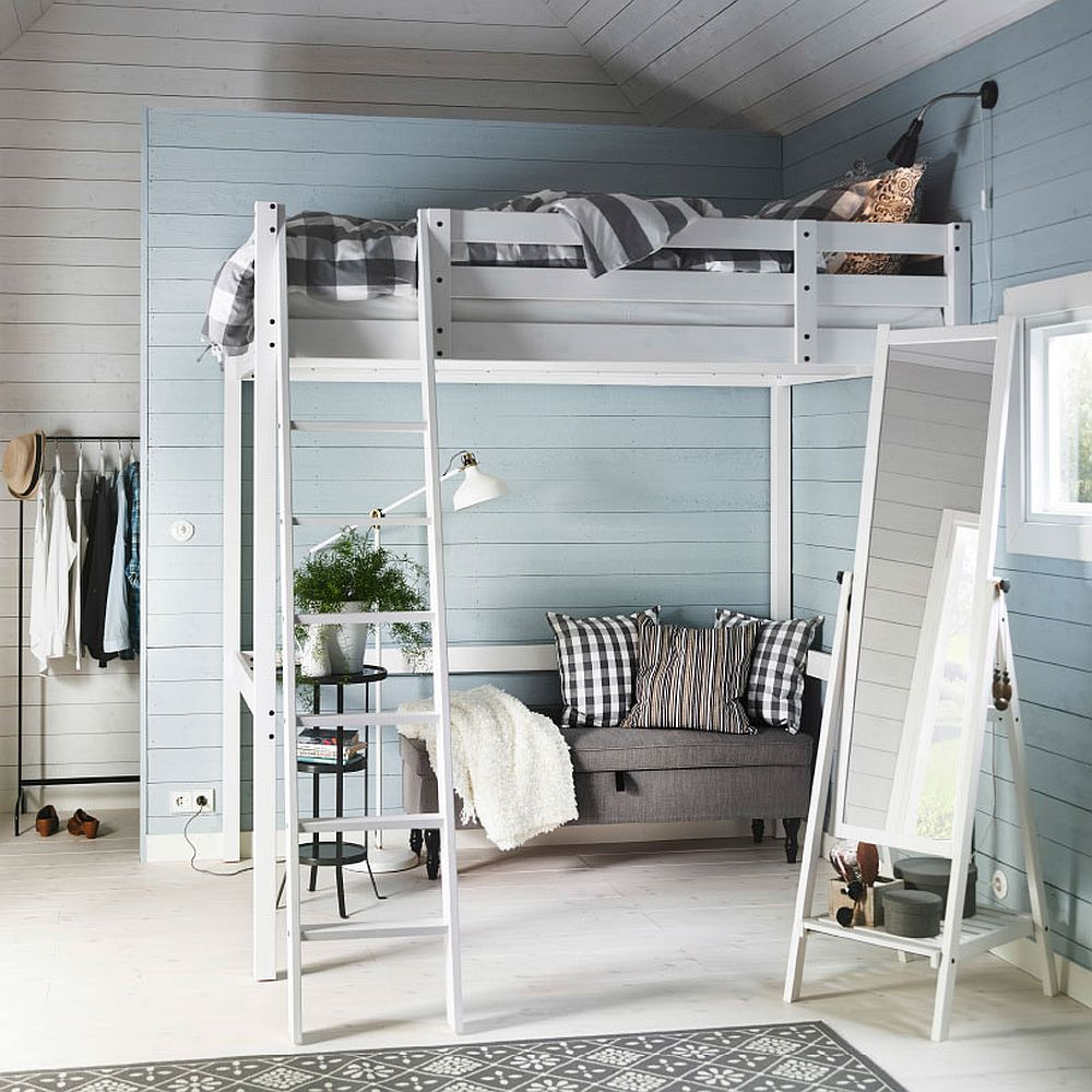 IKEA Bedrooms that Look Nothing but Charming