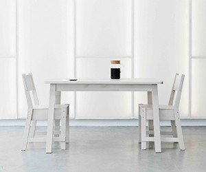 IKEA New Table Charges Your Phone with Free Energy