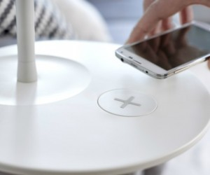 IKEA unveils Wireless Charging Furniture