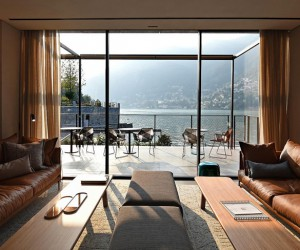 Il Sereno Lago Di Como hotel by Patricia Urquiola