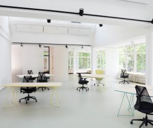 Impact Hub Berlin by Leroux Sichrovsky Architects