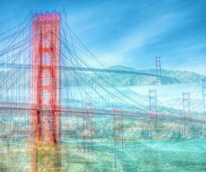Impressions of San Francisco by Christopher Dydyk