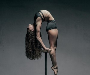 Impressive Portraits of Dancers and Acrobats by Tio Von Hale