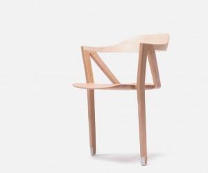 Inactivit Chaise by Benoit Malta