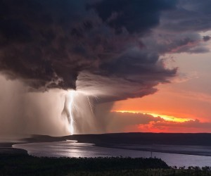 Incredible Australian Weather Photography by Jordan Cantelo
