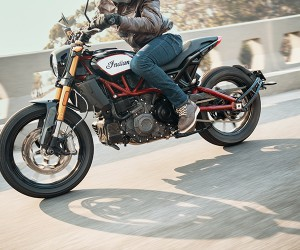 Indian Unveils Its Flat-Track-Inspired FTR 1200 Motorcycles