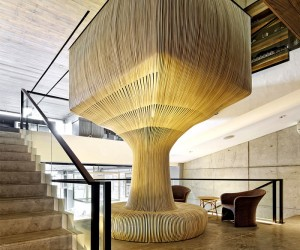 Indonesian Restaurant by Sidharta Architects