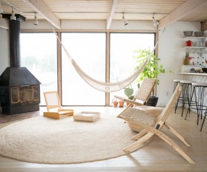 Indoor Hammocks to Take a Relaxing Snooze In Any Time