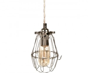 Industrial Metal Cage Light