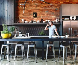 Industrial warehouse conversion in the heart of Melbourne