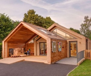 Infant School In England Gets A Playful New Addition