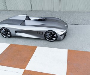 Infiniti Unveils An Electrified Speedster In Pebble Beach