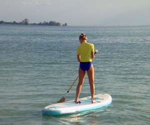 Inflatable Stand Up Paddle Boards from Blofield