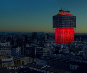 Ingo Maurer Lights Up Velasca Tower in Milan