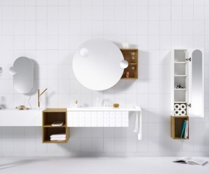 Ingrid collection: modular cabinet system