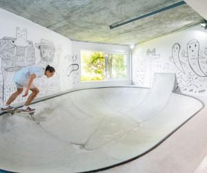 Inhouse Brand Architectss Urban Man Cave