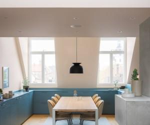 Inner City Blue by Note Design Studio
