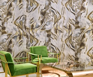 Geode Wallcovering
