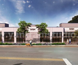 Innovative Restaurant architectural visualization company Florida