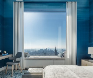 Inside 432 Park Avenue Penthouse by Kelly Behun