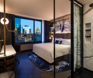 Inside Chicagos Hotel EMC2 by Rockwell Group