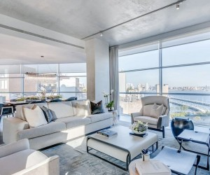 Inside Kim Kardashians 30 Million New York City Airbnb Penthouse