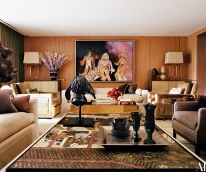 Inside Marc Jacobs Impeccable NYC Townhouse