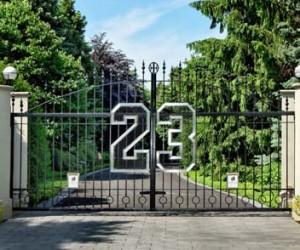 Inside Michael Jordans Residence