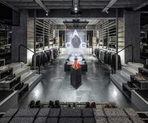 Inside new NikeLab MA5 store in Tokyo