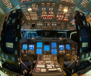 Inside The Space Shuttle Endeavour