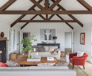 Inside The Stunning Renovation Of A Farmhouse In Sonoma Wine Country