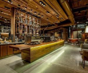Inside the Worlds Largest Starbucks