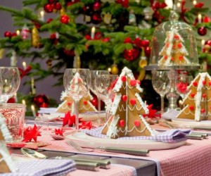 Inspiration for your festive table this Christmas