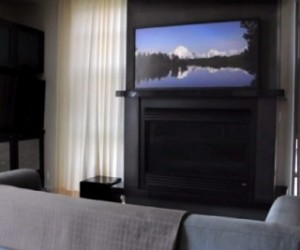 Inspired Viewing: Sound Wall Frame Speakers