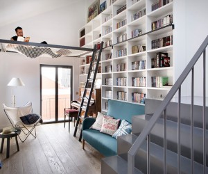 Inspiring Madrid Apartment