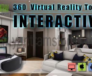 Interactive Interior App By Yantram virtual reality studio- Atlanta, USA