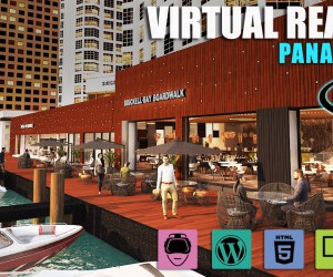 Interactive Panoromic Virtual Tour By Yantram virtual reality apps development New York, USA