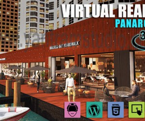 Interactive Panoromic Virtual Tour By Yantram Virtual Reality Developer - Atlanta, USA